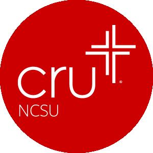 Cru NC State Retina Logo